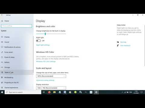 How to permanently disable Tablet Mode in Windows 10