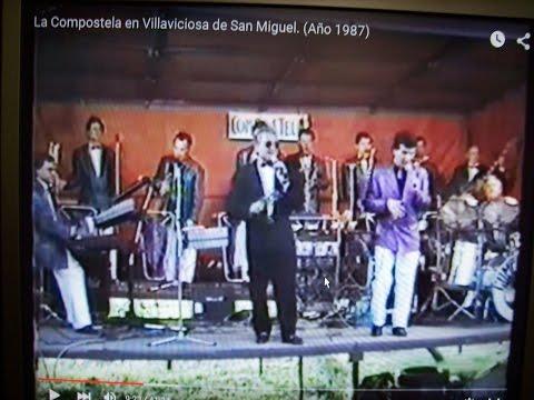 La Compostela en Villaviciosa de San Miguel. (Año 1987)