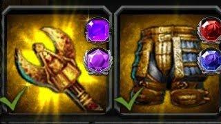 Clash of kings- hero, equipment, gem guide (05/06/2020)