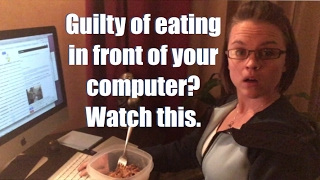 Eat In Front Of The TV? Watch This!