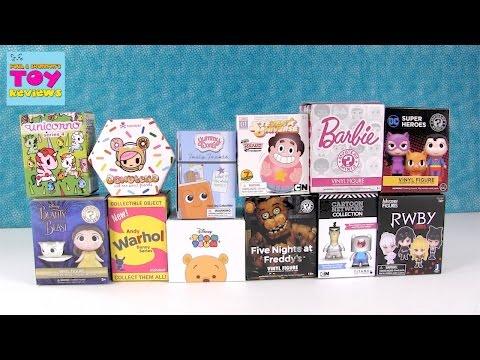 Disney Unicornos Bffs Barbie Hello Kitty Blind Box Open