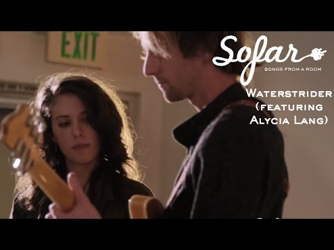 Waterstrider (featuring Alycia Lang) - Black Blood | Sofar Los Angeles
