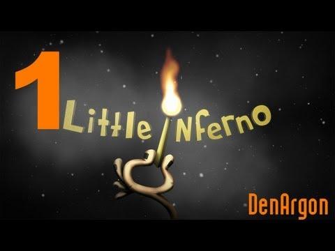 Little Inferno - серия 1 [Знакомьтесь это печка]