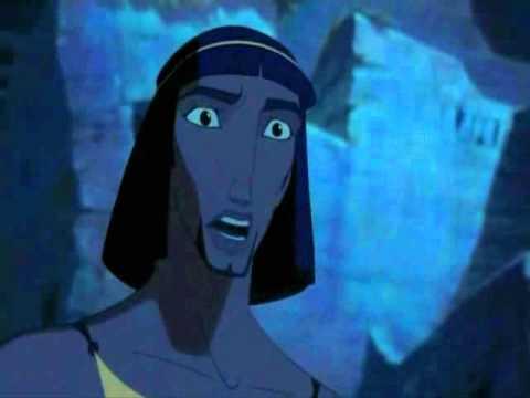 Il principe degitto mosè scopre di essere ebreo.wmv youtube