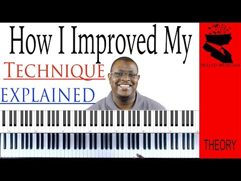 How I Improved My Technique
