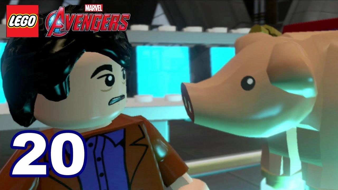 Lego Marvel Avengers - Part 20 - Korea Prospects ...