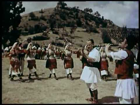 Rhythm And Sound (1955) 1/2 - Macedonian Movie