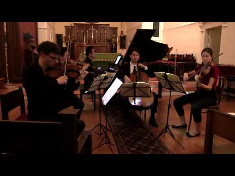 Chamber Music Society of SF - Franck Piano Quintet in F minor - II