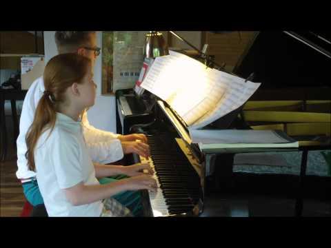 Rosenstolz Ich bin ich Piano 4 hands