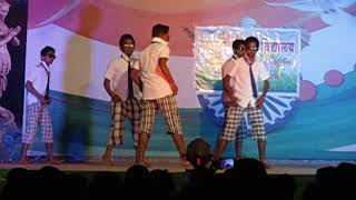 Galti se mistake dance performance JNVTD