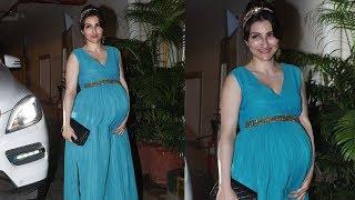 Pregnant Soha Ali Khan's Baby Shower At Brother Saif Ali Khan's House