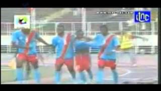 Première sélection de Manzia Budge en Equipe National A. RDC vs Seychel