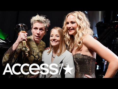 Frances McDormand's Oscar Award Was Stolen & An Arrest Has Been Made | Access
