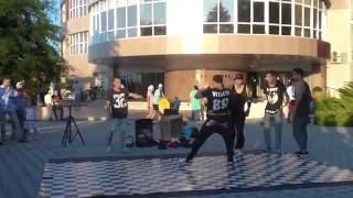 Суннат Давидян тнт Брейк данс break dance - лучшее уличное шоу в Анапе!