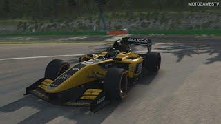 RaceRoom - Formula RaceRoom 2 at SPA Gameplay