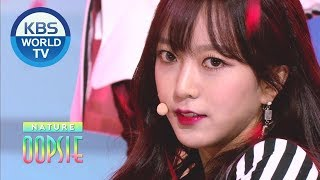 NATURE (네이처) - OOPSIE (My Bad) [Music Bank / ...