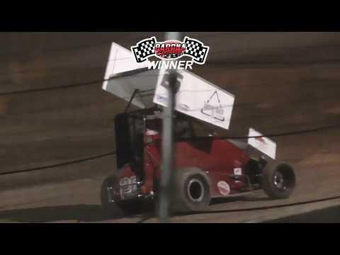 Mini Sprint Dash For Cash Barona Speedway 11-15-2019