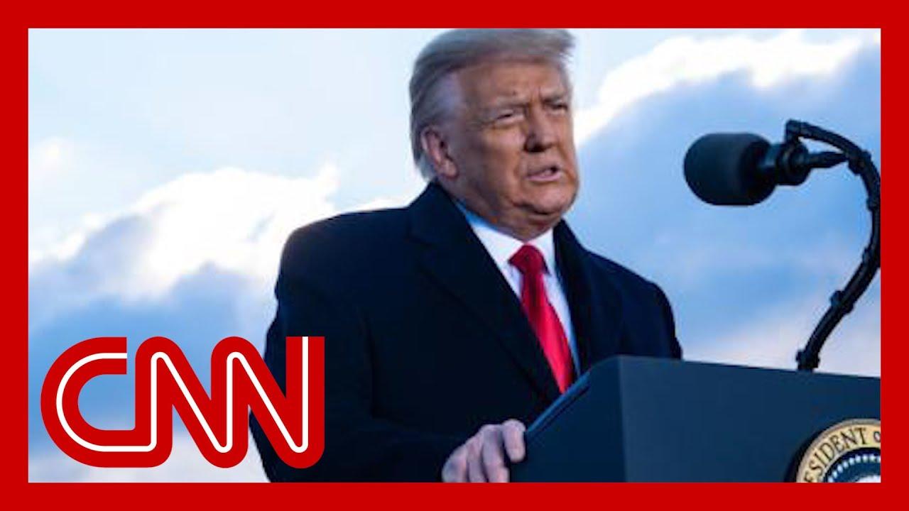 DOJ to ask Trump-appointed US attorneys to resign - CNNPolitics
