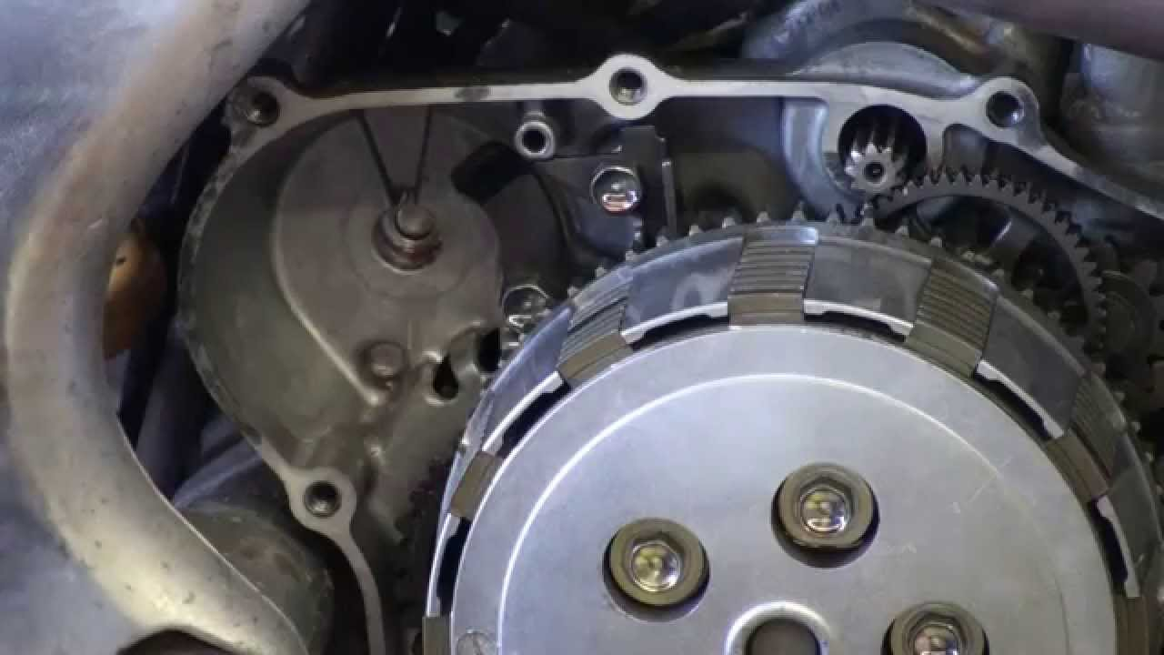 crf250x kickstart assembly install youtube
