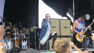 Memphis May Fire - The Sinner - Live 6-28-15 Vans Warped Tour