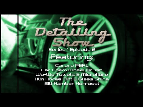 The Detailing Show Episode 2: #TeamTBD. Cartec, Immaculate Reflection & Engine Bay Tips