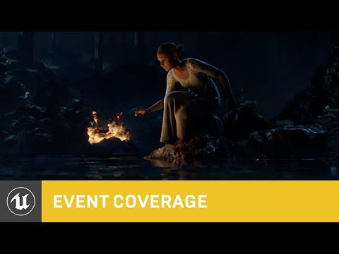 """""""Troll' from Goodbye Kansas and Deep Forest Films   GDC 2019   Unreal Engine"""