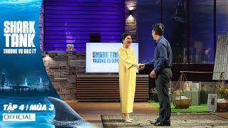 Shark Tank Việt Nam Tập 4 | Mùa 3 | Thị Trường Ngách Nhưng Có Nhu Cầu,  Cá Mập Liên Tiếp Chốt Deal