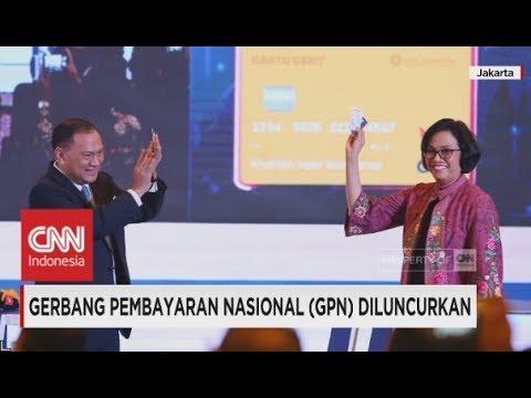 Gerbang Pembayaran Nasional (GPN) Diluncurkan