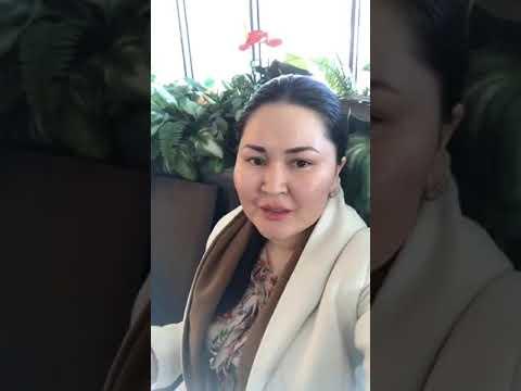 Милая девушка против режима Назарбаева   Maigul Sadykova