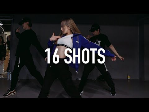 16 Shots - Stefflon Don / Yeji Kim Choreography from YouTube · Duration:  2 minutes 51 seconds