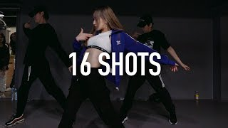 16 Shots - Stefflon Don / Yeji Kim Choreography