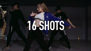 16 Shots Stefflon Don Yeji Kim Choreography