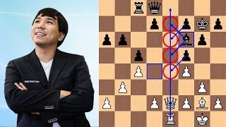 Quadruple Fianchetto | Wesley So vs Maxime Vachier-Lagrave | Grand Chess Tour, Paris 2018