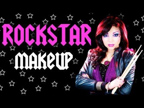 Rock Star Makeup Tutorial (NYX FACE Awards) | Charisma Star