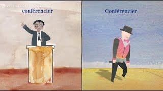 Der Conférencier: Show-Master oder Akademiker? | Karambolage | ARTE