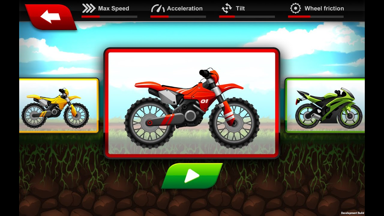 Moto X3M Game - Bike Games - GamesFreak