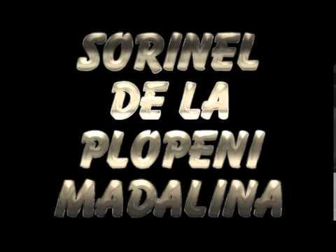 SORINEL DE LA PLOPENI MADALINA
