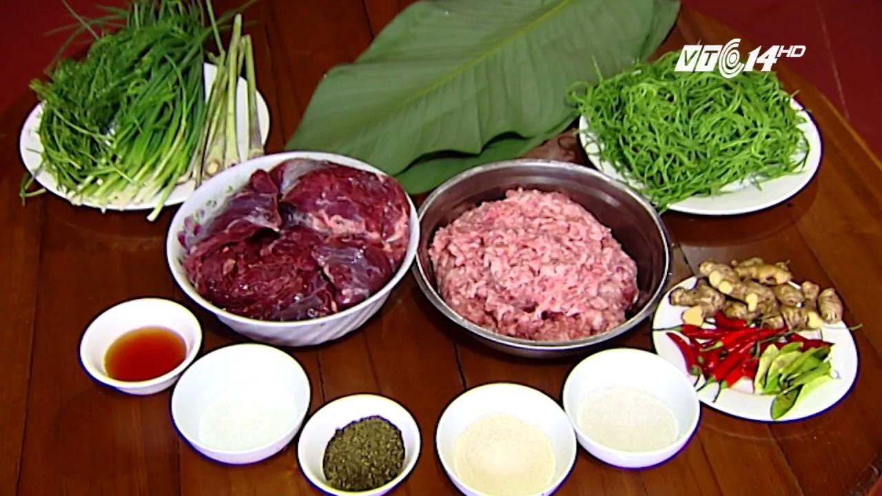 VTC14 | Độc đáo với món ăn vùng Tây Bắc