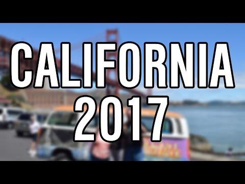 California Vacation 2017