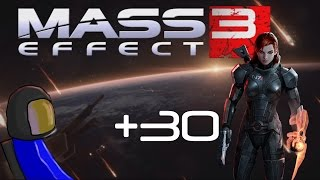 Mass Effect 3 - Ep 30 - Interviews, Friends and Flirts - [Let