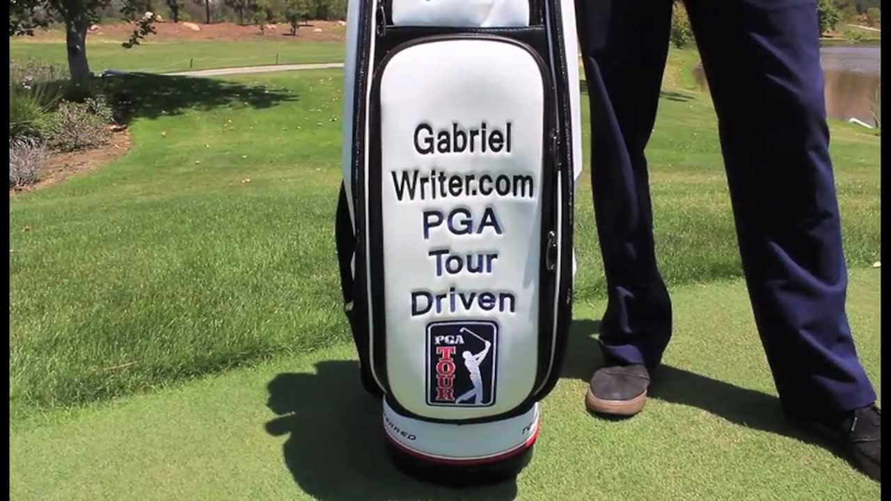 Rickie Fowlers New Custom Bag Pga Tour Driven Takes You Behind The Scenes