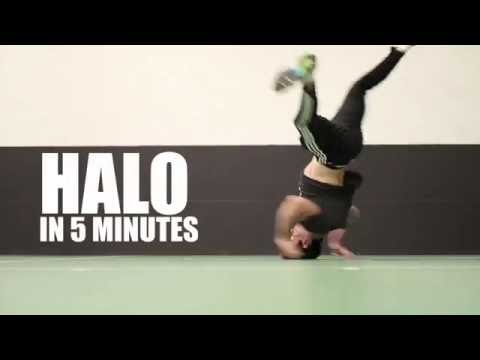 Learn how to Breakdance: Halo In 5 Minutes