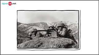 Türk Askeri Kore'de (Türkiye'nin Kore Savaşına Katılması)-Ögrencix