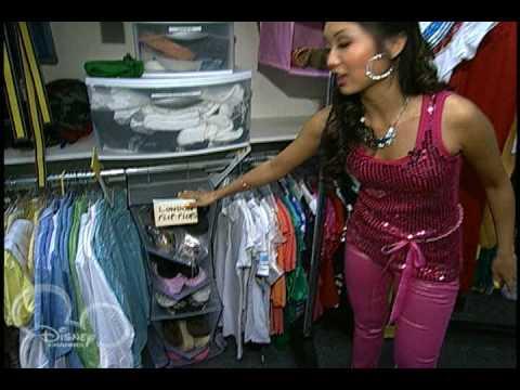 Inside Brenda Song's Closet