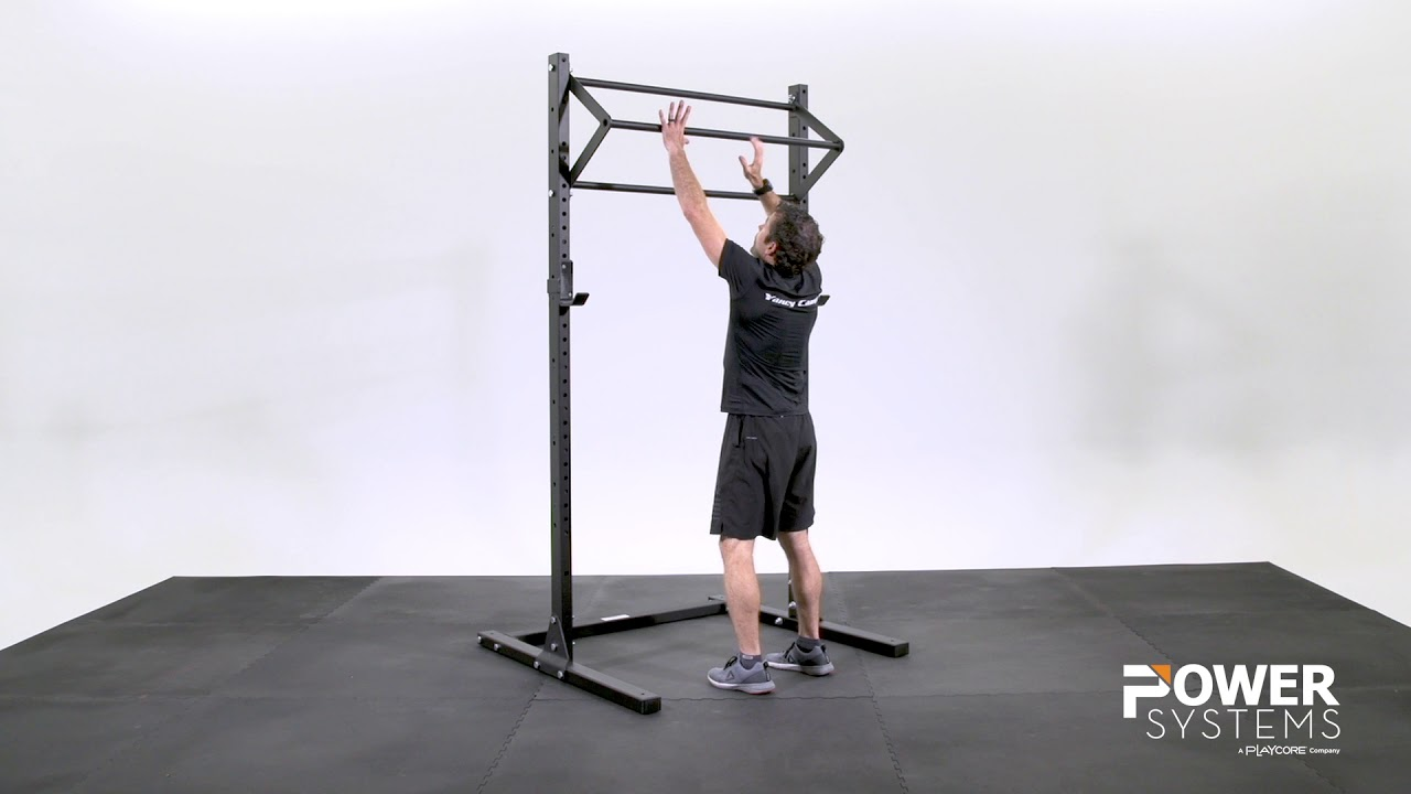 OCR Grip Strength Training Exercise - Hip Slap