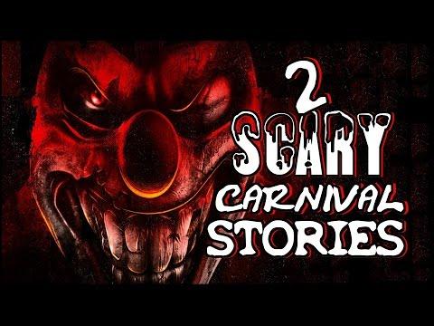 True SCARY Clown/Carnival Stories