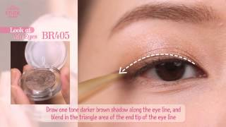[Beauty A to Z] Deepen the eye with makeup!