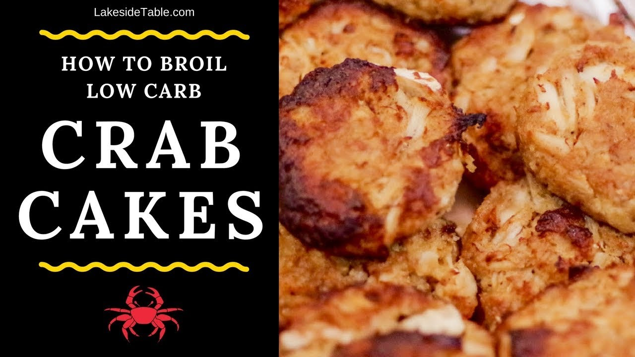 How To Make Broiled Crab Cakes