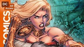 Wonder Girl Meets Wonder Woman in Teen Titans