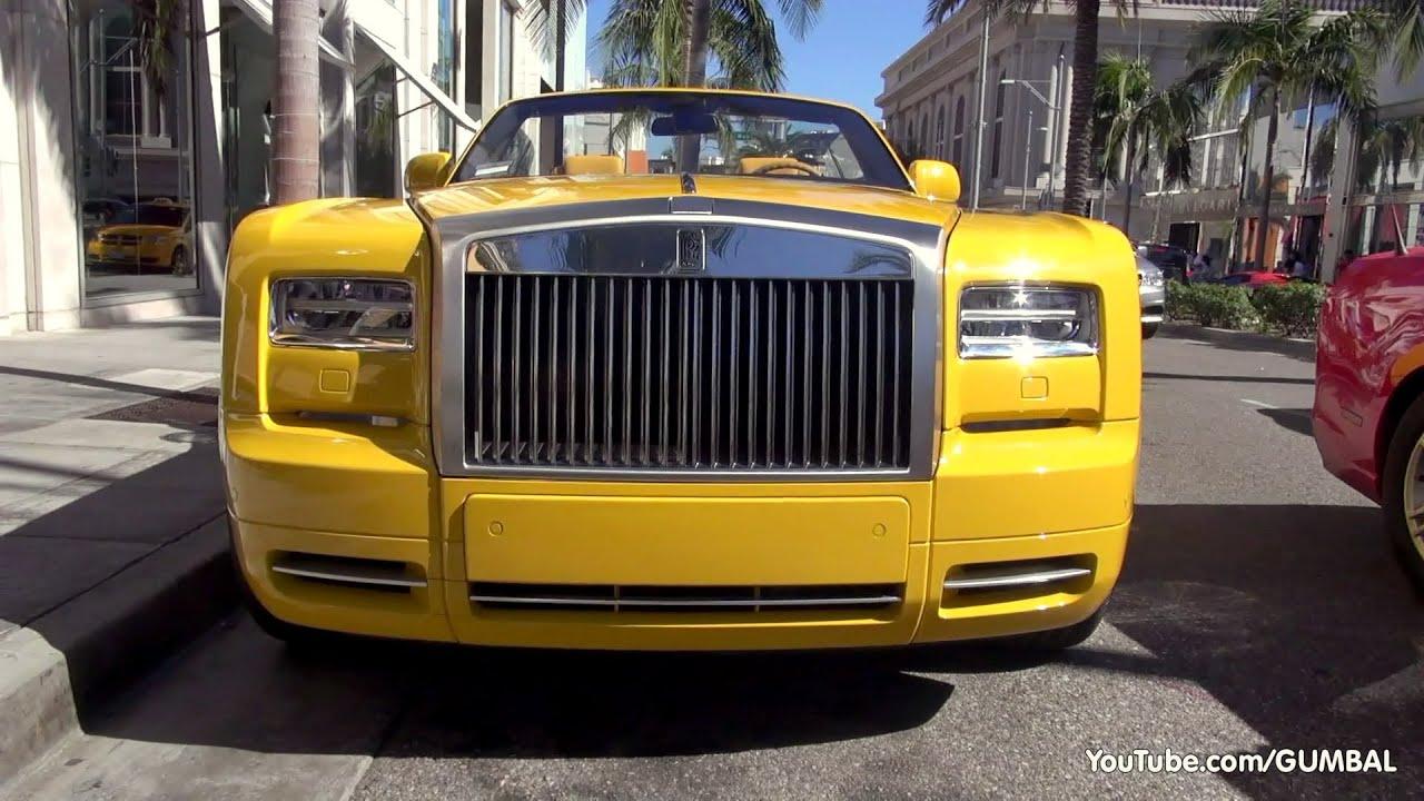 Rolls Royce Phantom Drophead Coupé Series II Bijan Limited Edition
